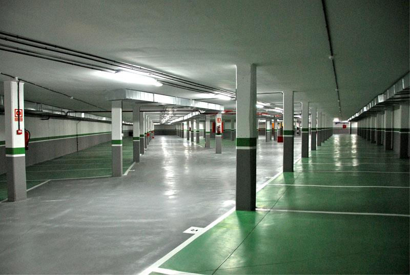 Langreo :: Plazas de Garaje :: Interior Parking