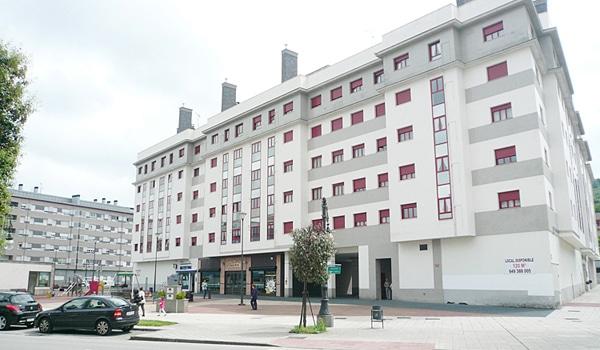 Edificio El Tropical Viviendas Langreo