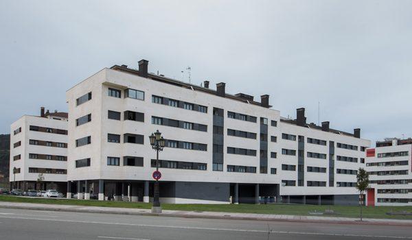 Cadenas del Naranco Viviendas Oviedo