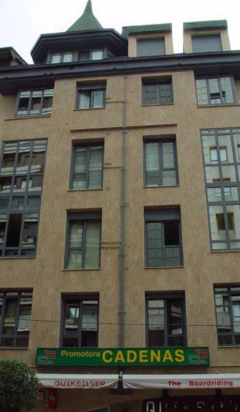 Edificio Nueve de Mayo Oviedo