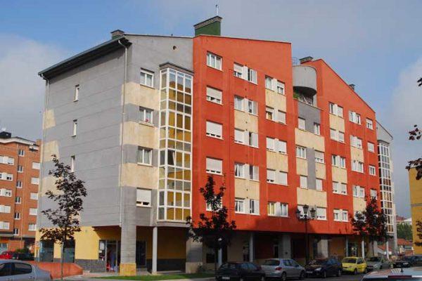 Edificios Corredoria Este