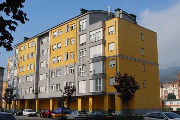 Edificios Corredoria Este Oviedo