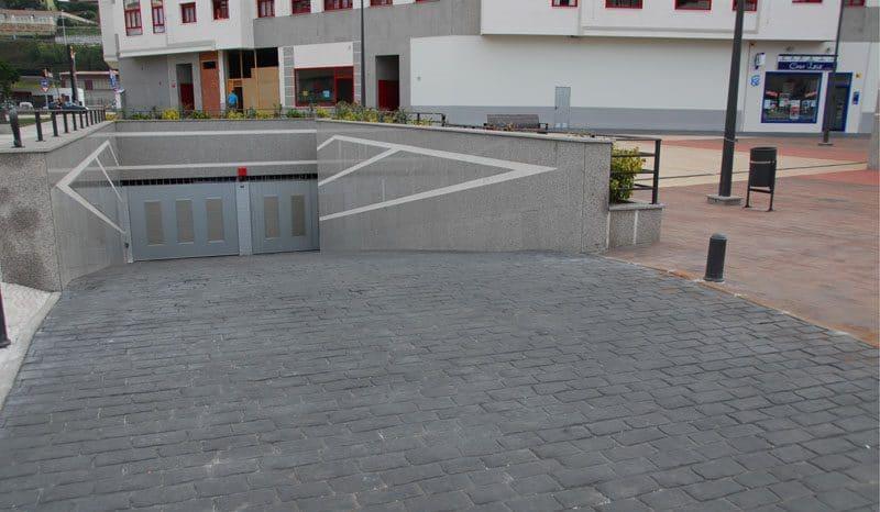 Alquiler de plazas de garaje en Langreo Centro