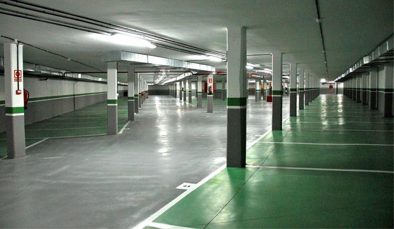 Langreo :: Plazas de Garaje :: Interior Parking