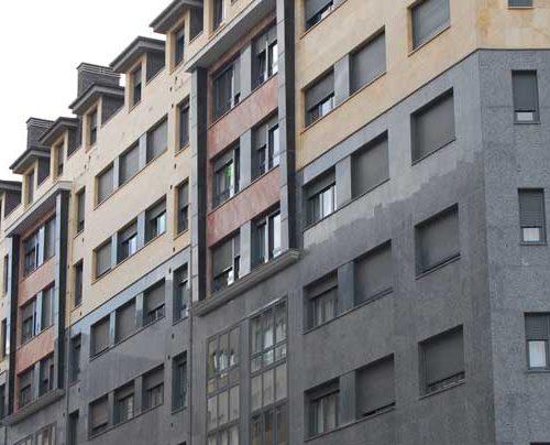 Edificio Los Ferreros Ciudad Naranco