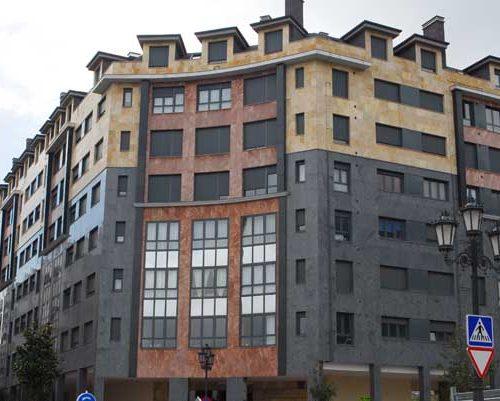 Edificio Los Ferreros Oviedo