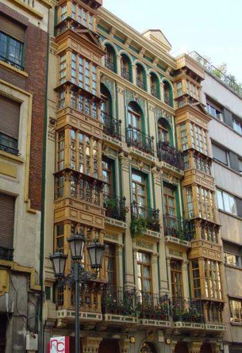 Edificio Fray Ceferino Oviedo