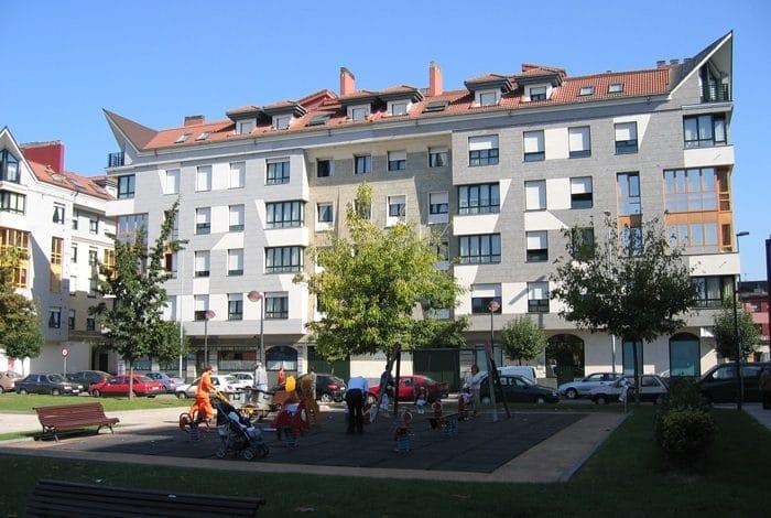 Edificios Parque Pinín
