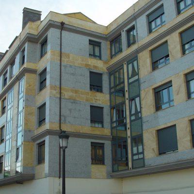 Edificios Plaza Sol-Langreo