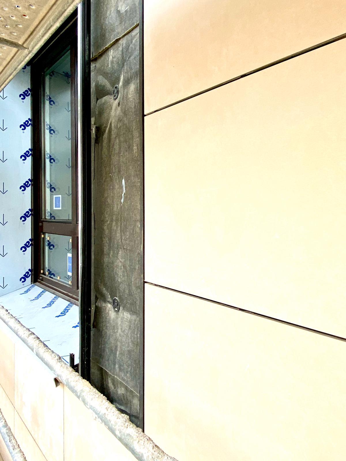 carpinteria ventanas y fachada exterior