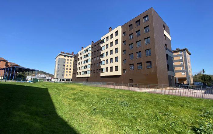 Víncula Residencial viviendas en la Corredoria Oviedo